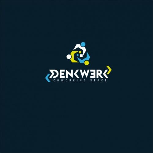 Logo-Design für Coworking Space