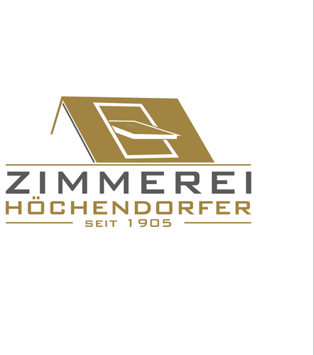 Logo-Design für Holzbau-Familienbetrieb