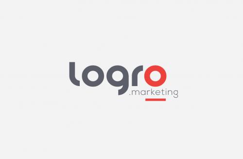 Logo-Design für Logro marketing