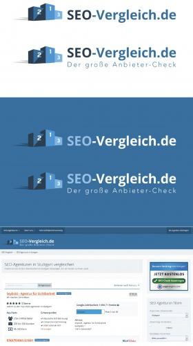 Logo-Design für SEO-Vergleichsportal