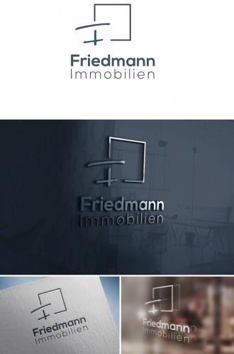 Logo-Design für selbstständigen Immobilienmakler