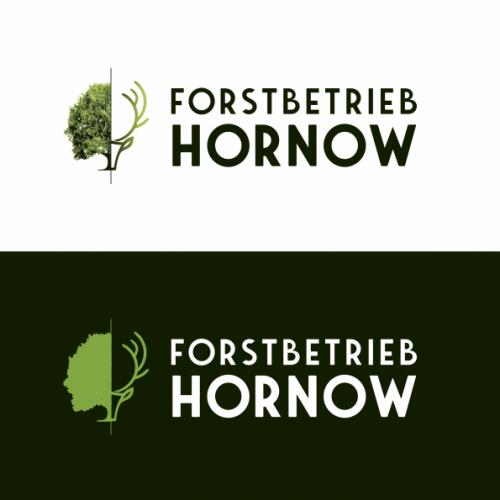 Logo & Visitenkarte für Forstbetrieb