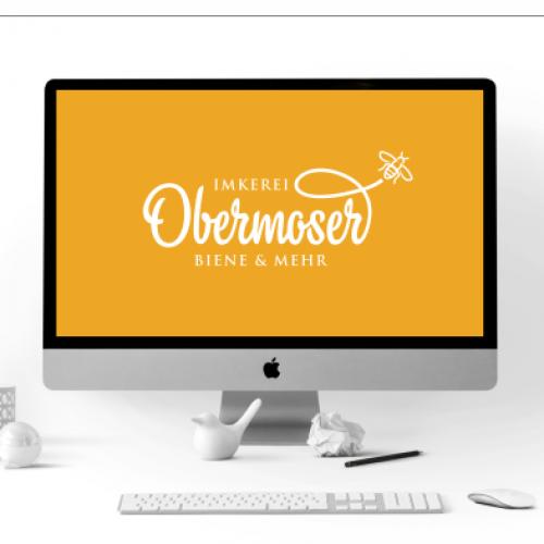 Imkerei sucht Logo & Visitenkarte