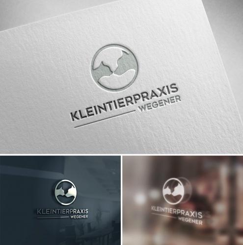 Logo-Design für Kleintierpraxis