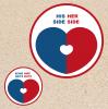 Runde Strandtücher - Produktdesign Designs