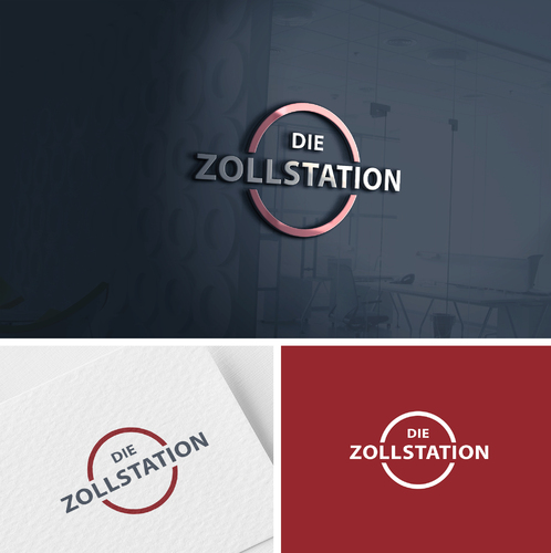 Logo-Design für Zollagentur