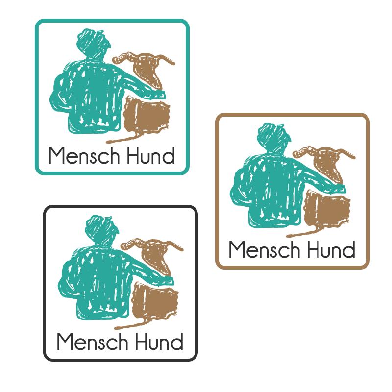 Logo mit Wiedererkennungswert für Hundetrainer