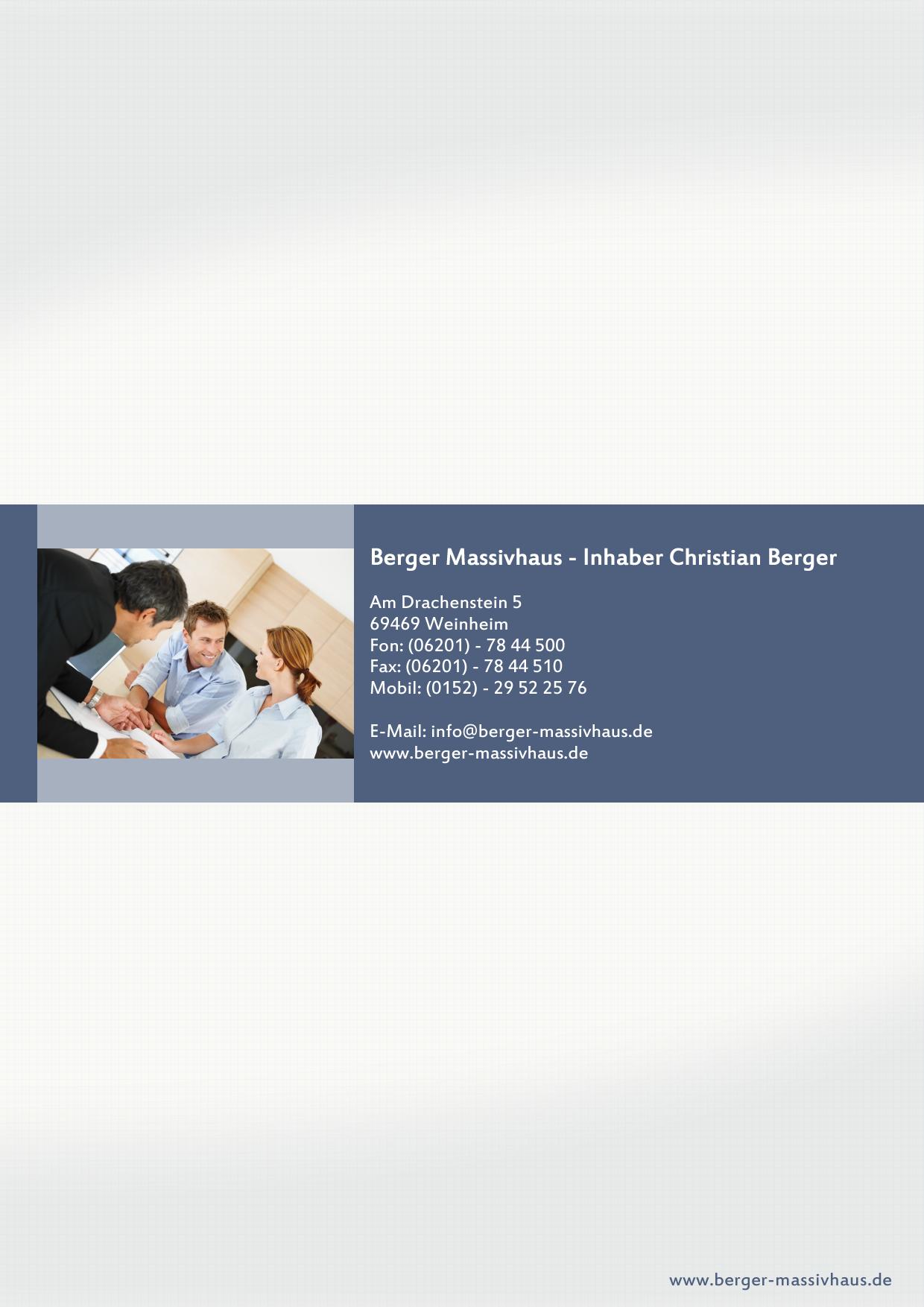 Berger Massivhaus berger massivhaus the best haus berger ideas on