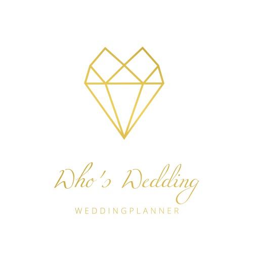 Whos Wedding? » Logo-Design » designenlassen.de