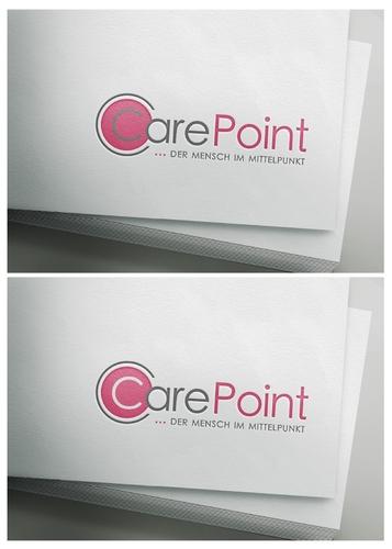 Logo-Design für Ambulanten Pflegedienst