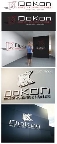 Corporate Design für freiberuflichen Werkzeugkonstrukteur