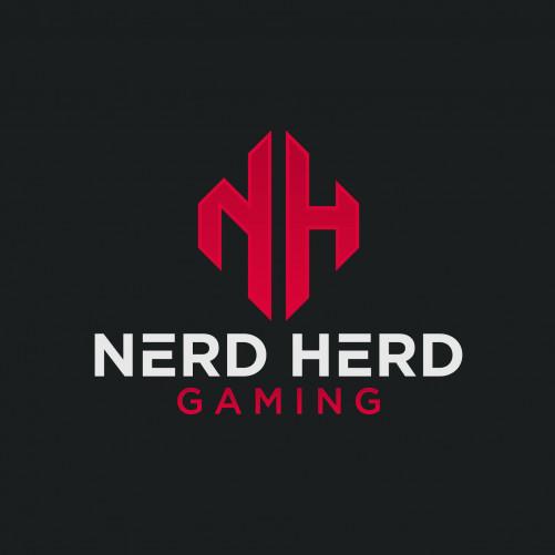 Logo-Design für Gaming-Gruppe