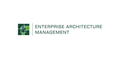 Logo-Design für die Einführung eines EAM