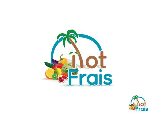Logo pour commerce de fruits et légumes : Primeur