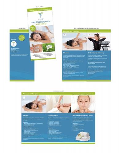 med. Massagepraxis Wagenhofer_Flyer
