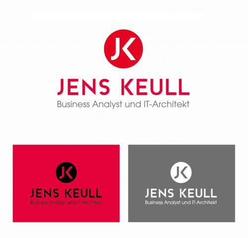 Logo-Design für Business Analyst und IT-Architekt