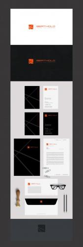 Modernes Corporate Design für Architekturbüro