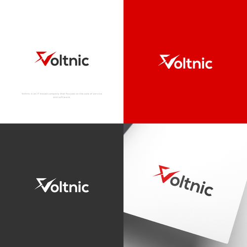Logo design for an IT based company