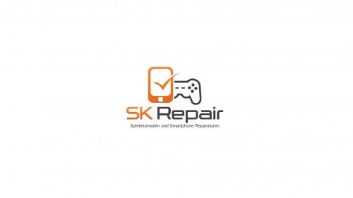 Logo-Design für Reparaturfirma von Spielekonsolen und Smartphones