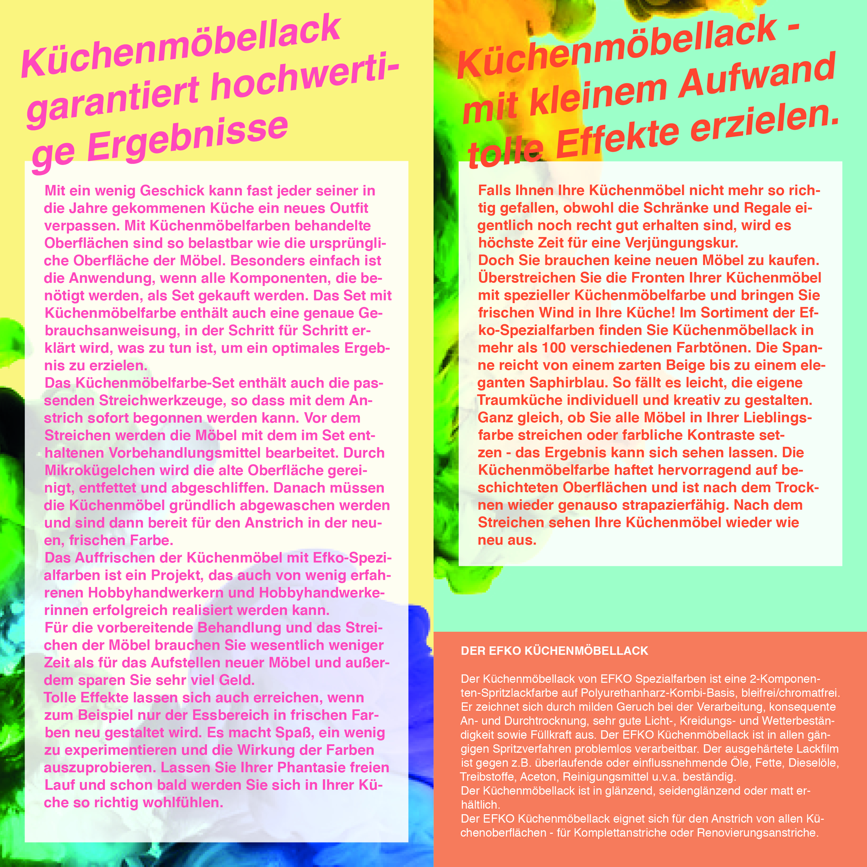 flyer design f r k chenm bellack flyer design. Black Bedroom Furniture Sets. Home Design Ideas