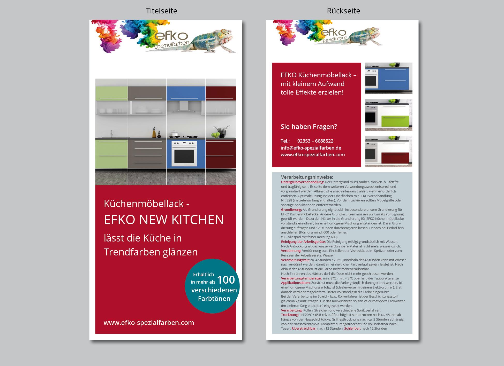 flyer design f r k chenm bellack flyer design briefing. Black Bedroom Furniture Sets. Home Design Ideas