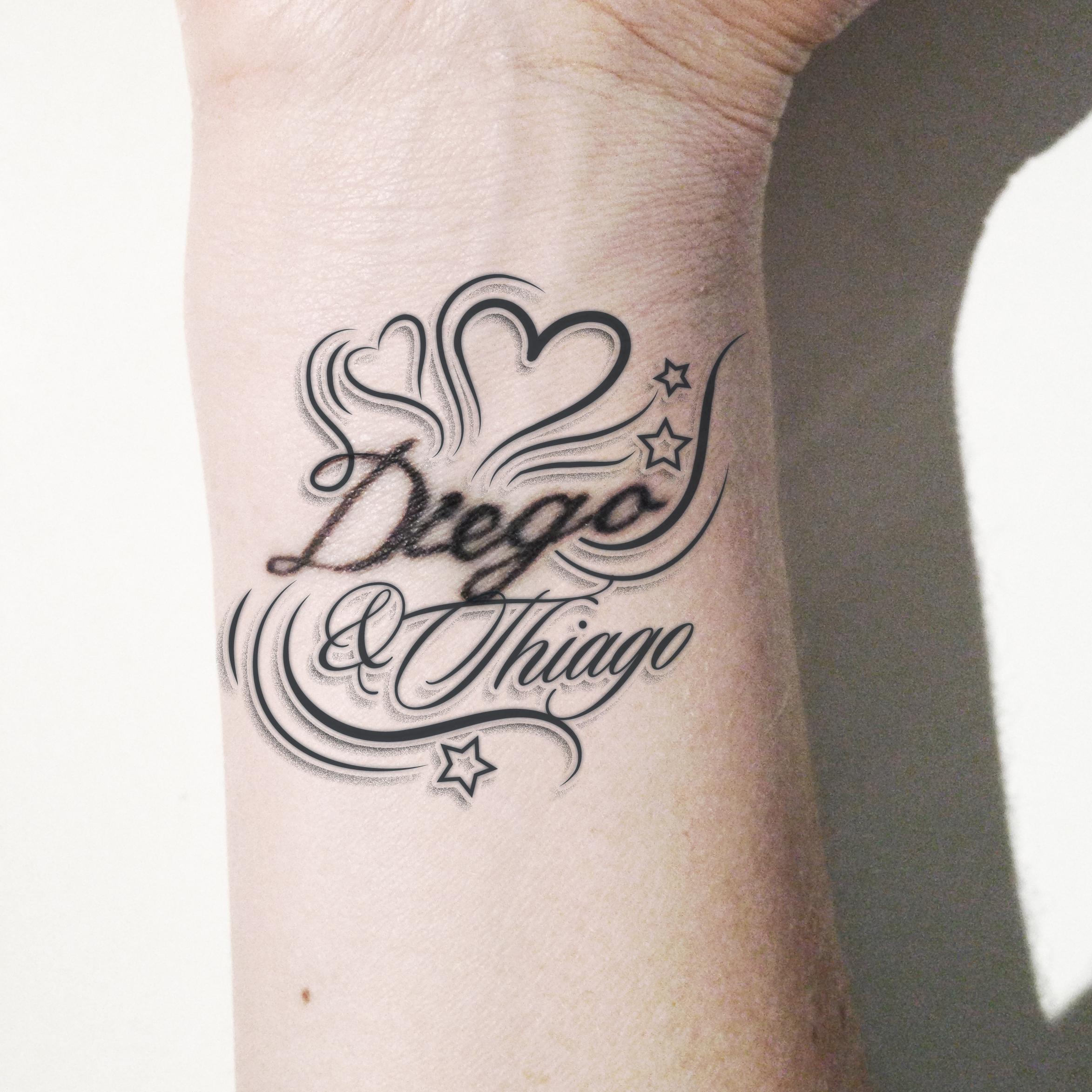 Ontwerp 50 Van Rsdesign Voor Project Tattoo Pols