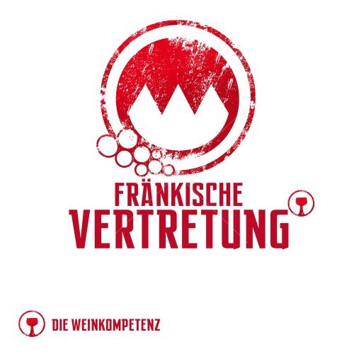 Logo for a Wine-Agency - Fränkische Vertretung