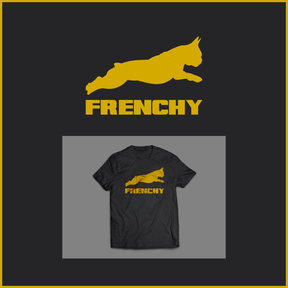 T-Shirt mit Bulldogge für Hundeliebhaber