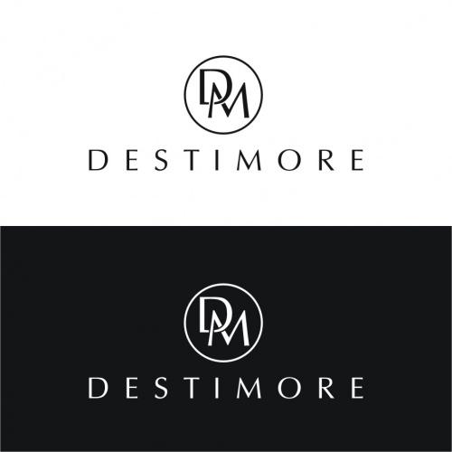 Logo-Design für unsere Marke DESTIMORE