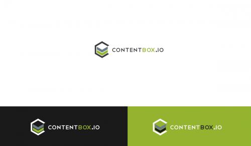 Logo für ein cloudbasiertes Content Management Tool