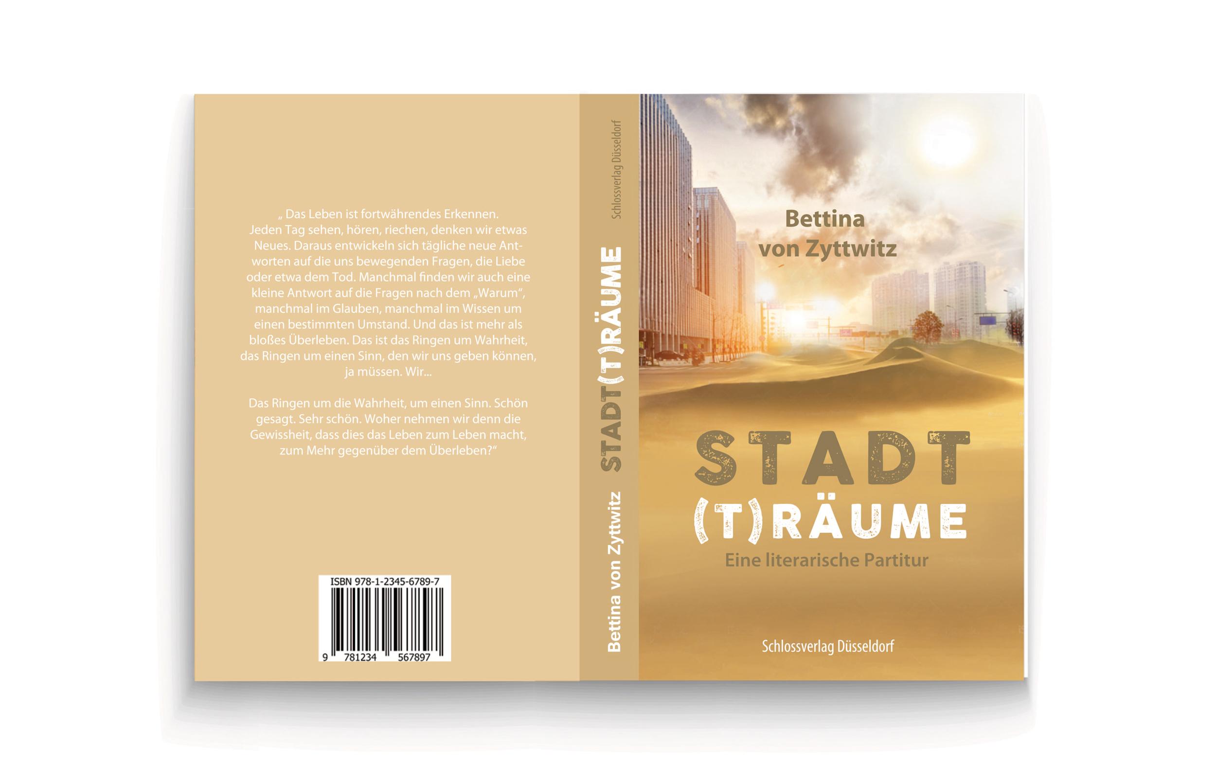 Kleiner Verlag möchte ein Buchcover (Taschenbuch) für einen Roman designen lassen