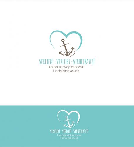 Logo-Design für... verliebt, verlobt, verheiratet!