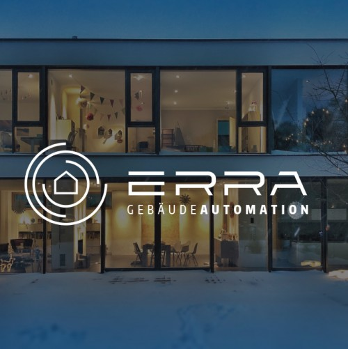 Corporate Design für Dienstleistungsunternehmen im Bereich der Gebäudeautomatisierung