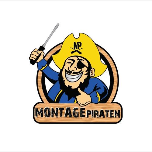 Logo-Design für Möbelmontagefirma