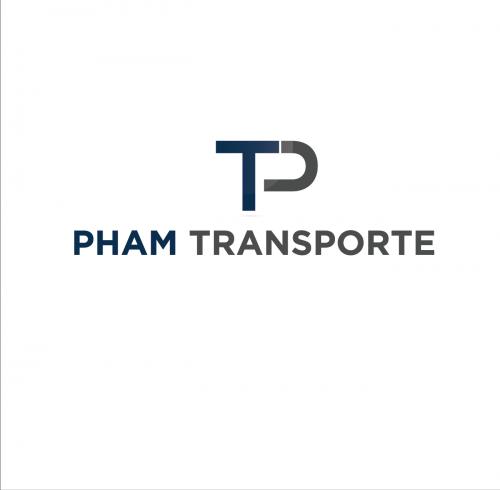 Logo-Design für Transporteur von Textilien