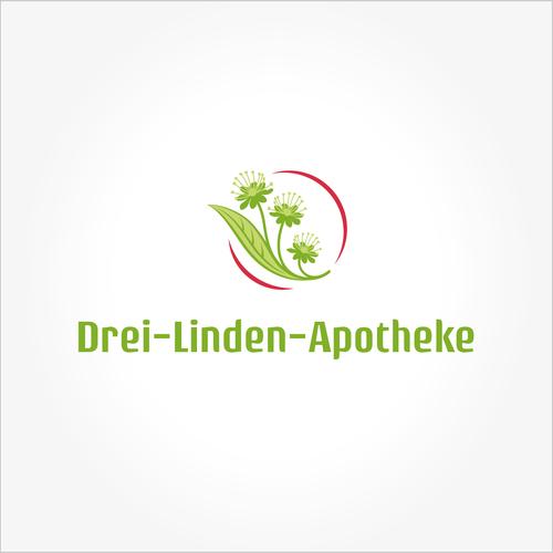 Prägnantes Logo-Design für Apotheke
