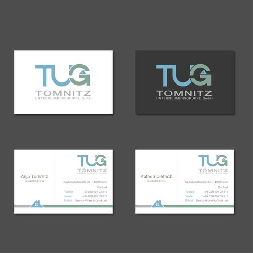 Visitenkarten-Design gesucht