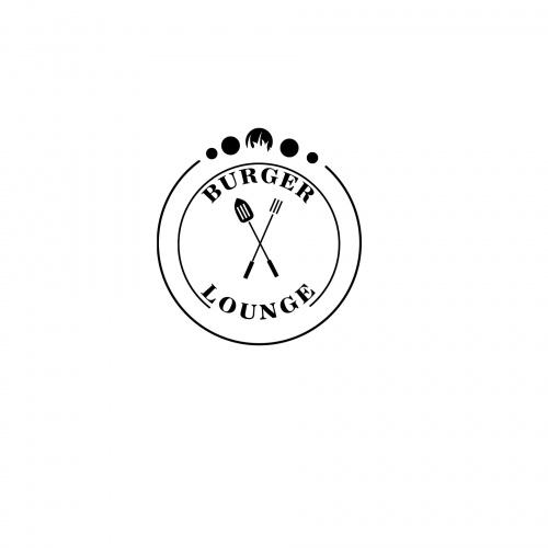 Logo-Design für Burger Lounge