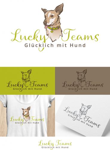 Logo/Maskottchen für eine Hundeschule