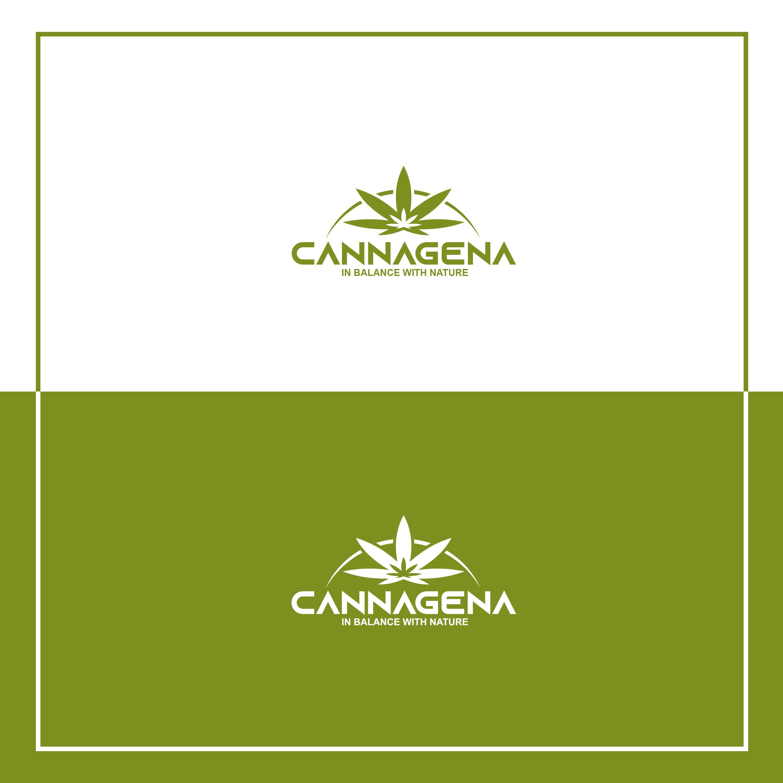 Logo-Design für Vertrieb von Nahrungsergänzungsmitteln