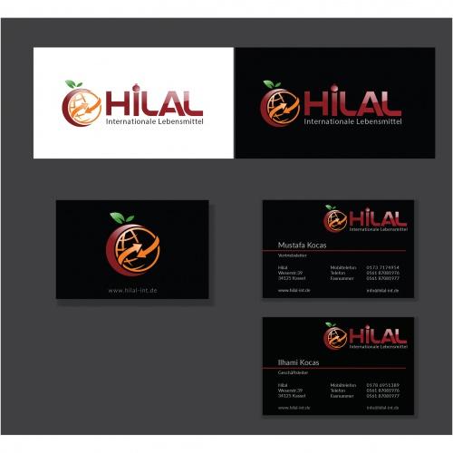 Logo-Design für Internationales Lebensmitteleinzelhandel