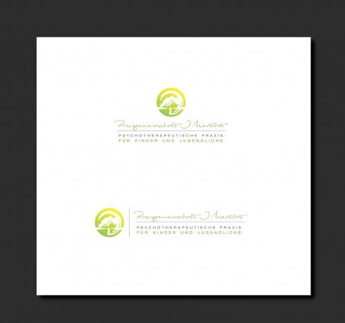 Logo Design, Psychotherapeutische Praxis für Kinder und Jugendliche