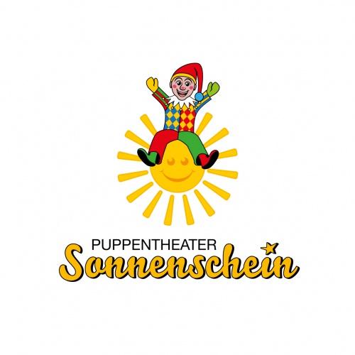 Puppentheater sucht Logo
