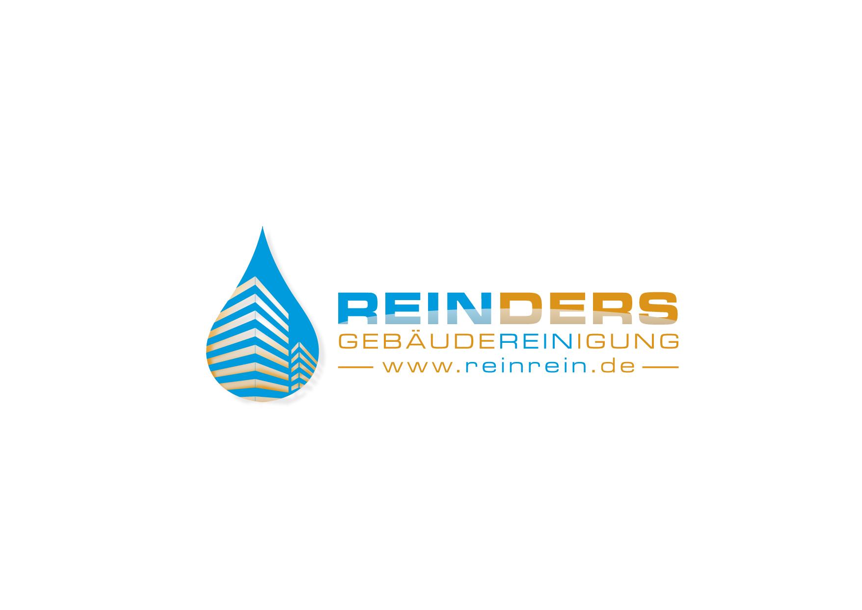 Gebäudereinigung neues Logo