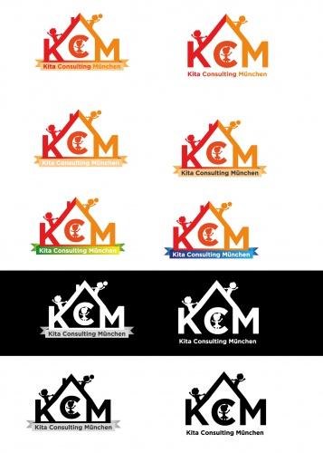 Selbstständige Beraterin für Kindergärten sucht ein neues Logo!