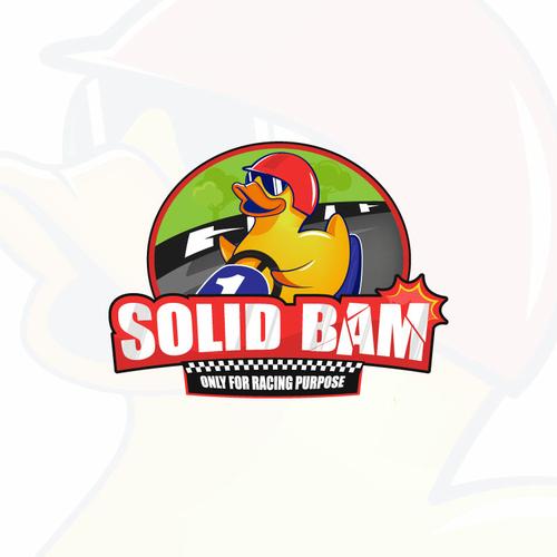 Logo-Design für Putzmittel im Motorsport