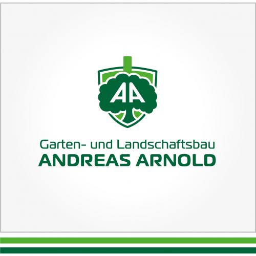 Logo-Design für Garten- und Landschaftsbau