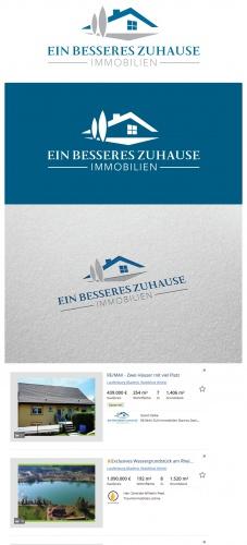 Corporate Design für Immobilien- und Immobilienkreditmaklerunternehmen
