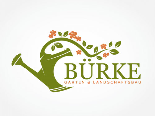 Logo-Design für Gartenbau Betrieb