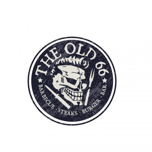 Logo für ein American Diner